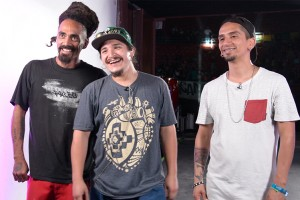 Santa Feria: El huracán de cumbia casera que te hará bailar en la próxima Cumbre del rock chileno