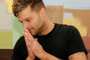 Ricky Martin sufrió una gran pena en Navidad