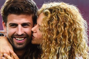 ¡Celebración! Shakira y Piqué se preparan para año nuevo