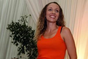 Katyna Huberman compartió rutina de ejercicios que la mantiene estupenda