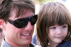 ¿Qué ha sido de la dulce Suri? ¡Mira cómo ha crecido la hija de Tom Cruise!