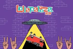 Mega te lleva a Lollapalooza con quien más quieras