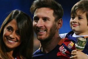 Hijo de Messi revoluciona las redes sociales con tierno video