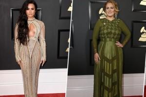 Grammys Awards 2017: Mira los mejores looks de la alfombra roja