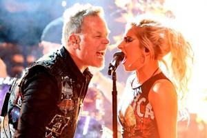 Los errores marcaron show de Metallica junto a Lady Gaga