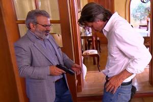 ¡Alberto le disparó a Fernando!