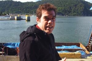 ¡Álvaro recorrió Puerto Cisnes!