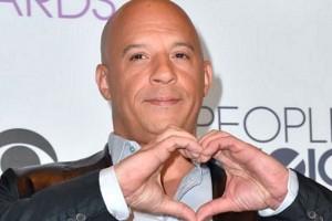 Vin Diesel acaba con la faceta de Chico Rudo