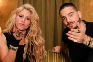 ¡Shakira y Maluma rompen récord!
