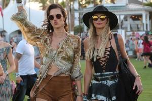Conoce los mejores look del Festival Coachella