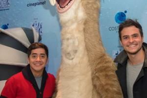 ¿Qué hacen Augusto Schuster, Kel Calderon y Fernando Godoy juntos?