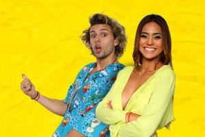 Amores de reality: La romántica historia de Joaquín y Camila