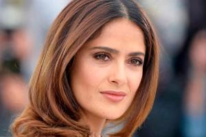 Salma Hayek y su radical cambio de look