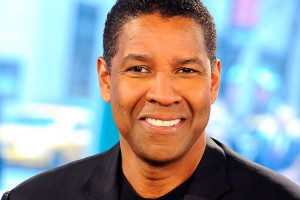 Denzel Washington y su despreocupada apariencia