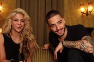 ¡Maluma y Shakira se únen para nuevo éxito!
