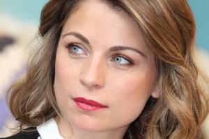 Ludwika Paleta se convirtió en mamá de mellizos a los 38 años