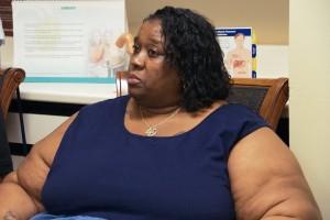 June logró dejar su pasado atrás y bajó más de 90 kilos