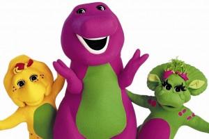 ¡Este es el actor que interpretó a Barney durante 10 años!