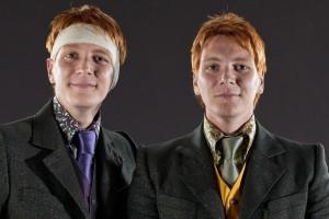¡George Weasley reveló uno de los grandes misterios de Harry Potter!