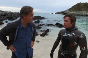 La increíble experiencia de Amaro en las costas del litoral central