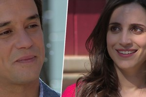 ¿Tomás se está enamorando de Rocío?