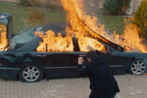 Auto de Celal explotó tras atentado bomba
