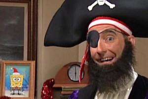 Así luce hoy el Pirata de Bob Esponja