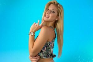 ¡Este es el motivo por el cual Romina Malaspina está en Ibiza!