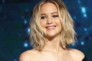 Este es el nuevo look de Jennifer Lawrence para su última película