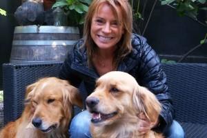 Más que una mascota: Ruso, Sol y Kathy Salosny