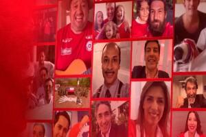 Sube aquí tu video apoyando a Chile #TODOSJUNTOS