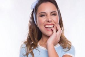 El sensual destape de Ángela Duarte