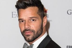 Ricky Martin sorprendió con increíble cambio de look
