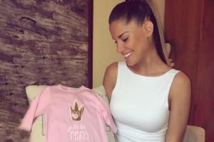 ¡Gala Caldirola reveló el nombre de su bebé!