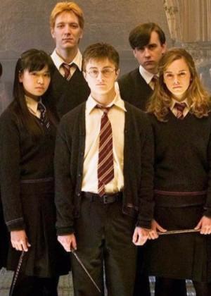 Actriz de Harry Potter luce un increíble cambio