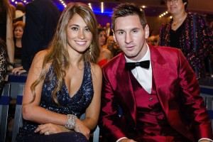 Mujer de Messi revela por error el sexo del hijo que está esperando