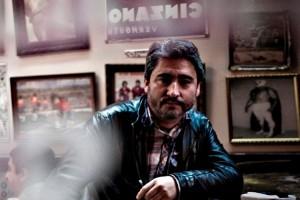 Ernesto Garratt debuta en la novela con