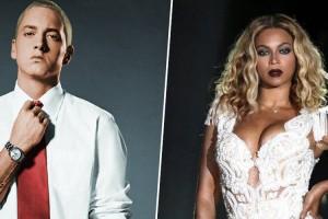 Beyoncé y Eminem se unen en una legendaria canción