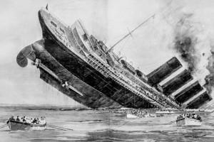Chile tiene su propio Titanic y sus restos descansan en Coquimbo