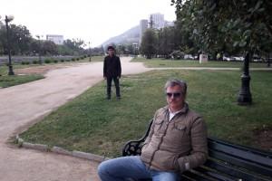 Camilo Corcuera y Armando Quiroga dejan a un lado su rencor