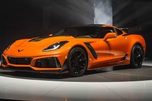 Presentan el Corvette más rápido de la historia