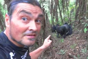 Luis Andaur vivirá un peligroso encuentro con un gorila en el regreso de