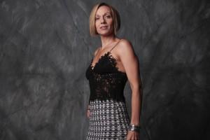 Este viernes Katyna Huberman participará en las rutinas de MCC