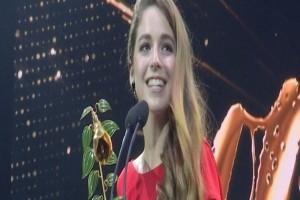 Mariana Di Girolamo gana el Copihue de Oro 2017