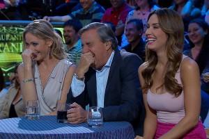 ¡Marcela Vacarezza se contagió del humor de MCC!