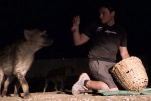 África al límite: Las hienas de Harar Jugol, Etiopía