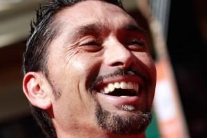 Chino Ríos opinó otra vez de política y fue muy criticado por tratar con garabatos a una mujer