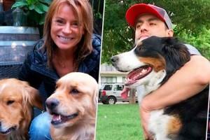 Especial mascotas: César Caillet, Kathy Salosny y más nos presentaron a sus mejores amigos