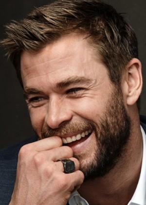 Chris Hemsworth confesó que guarda el martillo de Thor en un lugar muy inusual