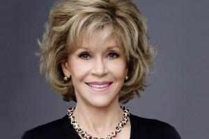 Jane Fonda confesó que durmió con vestido de fiesta por insólita razón